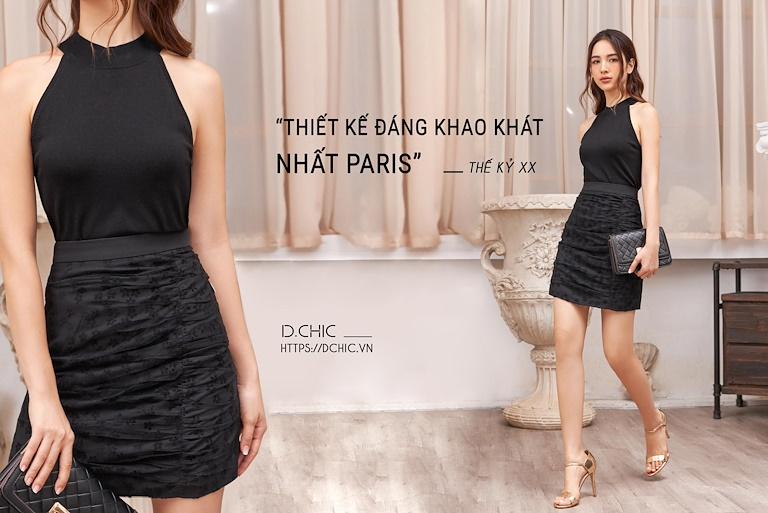 """Bạn đã biết cách mặc đẹp với """"thiết kế đáng khao khát nhất Paris"""" thế kỷ 20?"""