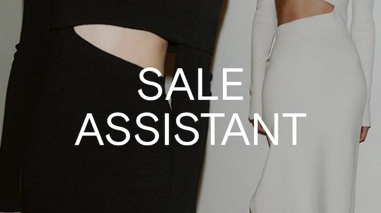 Sale Assistant