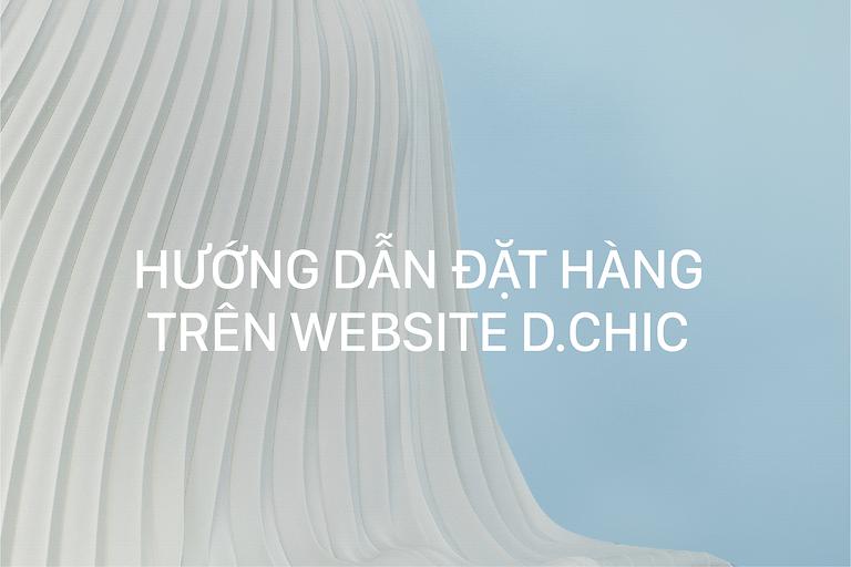 HƯỚNG DẪN ĐẶT MUA HÀNG TẠI WEBSITE